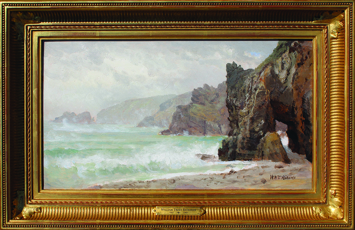 William Trost   Richards